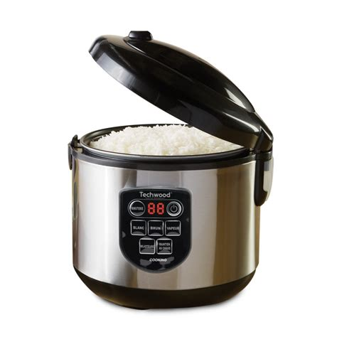 Rice Cooker Maspion Stainless stainless steel rice cooker techwood