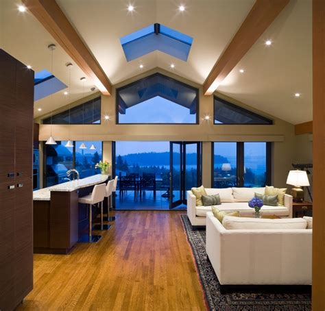 Vaulted Ceiling Lighting Ideas Creative Lighting Solutions Vaulted Ceiling Lighting Solutions