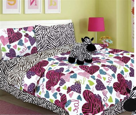 cute teen bedding blue and purple bedding set with white polka pattern