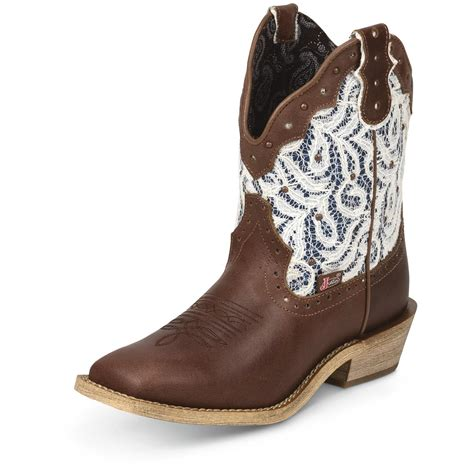 s boots with laces s justin lace boots 645094 cowboy