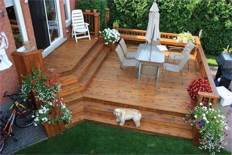 Deck Ideas For Backyard Backyard Patio Ideas Deck Designs Home Design Ideas