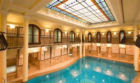 Baths Showers spa review corinthia hotel budapest travel news