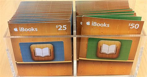 What Stores Sell Best Buy Gift Cards - apple now selling ibooks gift cards imore