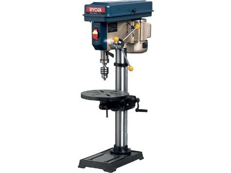 bosch bench drill press drills ryobi 16mm 16 speed 3 4 hp bench drill press bd