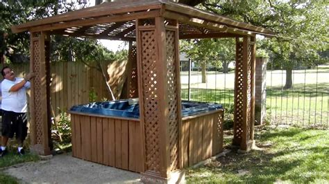 Outdoor Spa For Sale Tub Gazebo For Sale