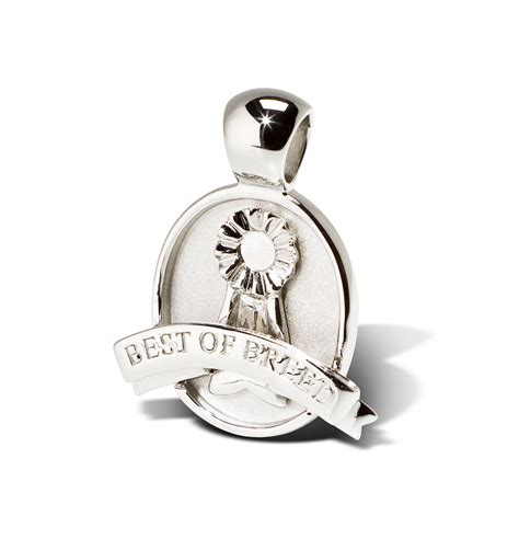 best breed of best of breed pendant sterling silver welch designs