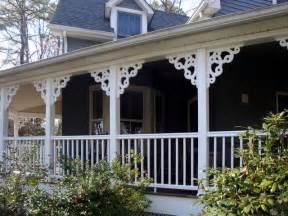 Decorative Porch Brackets Porch Brackets Traditional Exterior Other Metro By