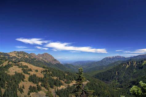 Olympic National Park Washington Guide de voyage Usa Ouest américain Arizona Dream