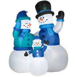 Sears Christmas Decorations Outdoor New Christmas Inflatables Airblown Yard Blowups 2013