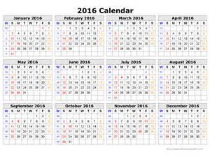 blank yearly calendar template blank printable calendar 2016 yearly calendar template