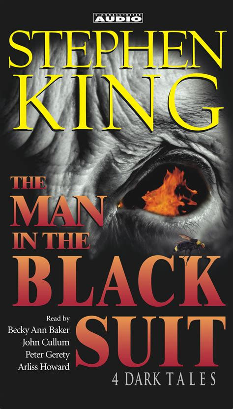 the in the black suit the in the black suit audiobook by stephen king