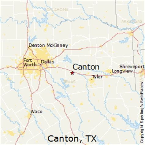 canton texas map comparison waxahachie texas canton texas