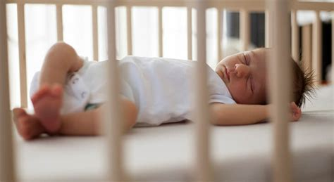 how should a baby sleep in your room when should baby really sleep in their own room norton children s