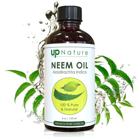 Treat Your Skin To A Garden Of Goodies by Glamamama S Goodies Upnature Neem 4 Oz Works In The