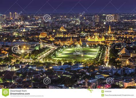 Famous Lighting Designers urban city skyline grand palace wat phra kaew amp sanam