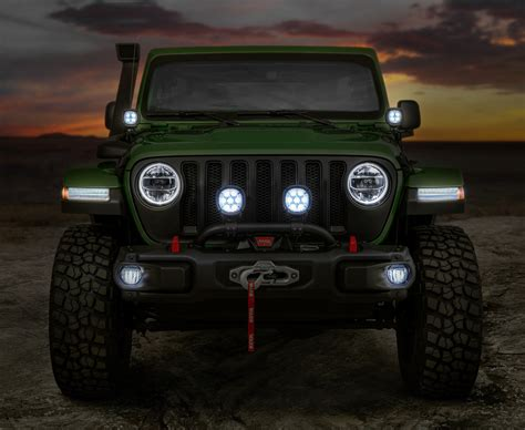 jeep accessories lights 100 jeep accessories lights jeep teases 200 plus