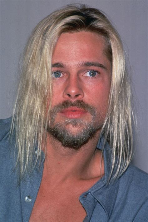 brad pitt eye color 213 best images about mens hair on haired