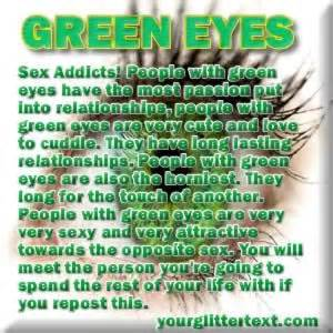 what does my eye color say about me 17 best images about believe it or not on