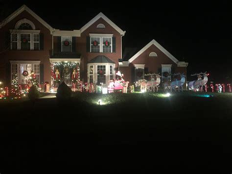 newport ky christmas lights display