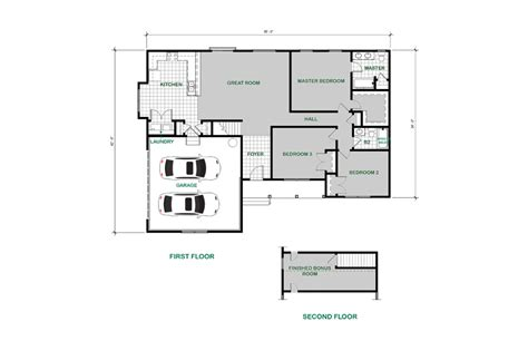 1700 sq ft ranch house plan home design mitchell homes