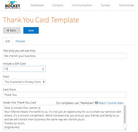 Add A Card Template To Magiccardeditor by Gift Cards Now Available Rocket Referrals