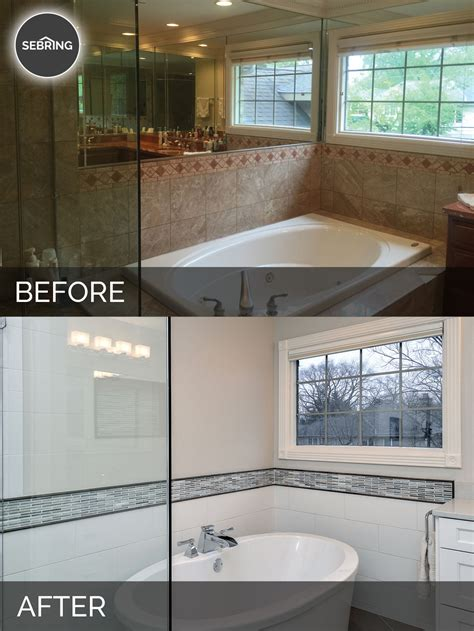 the klar family before and after master bathroom remodel greg julie s master bathroom remodel before after