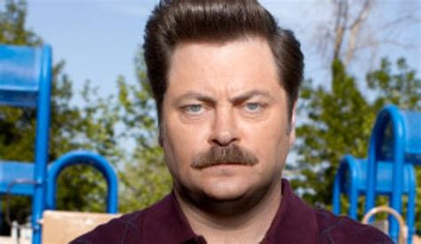 rob offerman swanson on building relationships