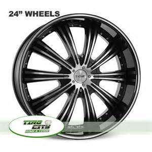 Best Tires For 24 Inch Rims 24 Inch Dcenti Dw909 Black Wheels Best Deals On Wheels