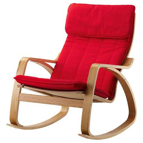 Sofa Goyang po 196 ng rocking chair oak veneer ransta ikea