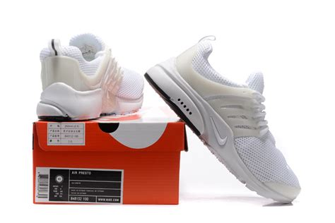 Nike Air Presto 848132 100 Wmns Sneakers Shoes Onestopshopz Oss mens nike air presto mesh white mens running shoes trainers sneakers 848132 100