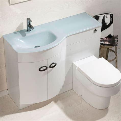 Glass Bathroom Vanity Units Best 25 Glass Basin Ideas On Modern Powder
