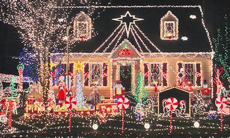 light up christmas packages texas christmas lights in groupon