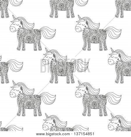 design and doodle pony club doodle unicorn vector vector photo bigstock