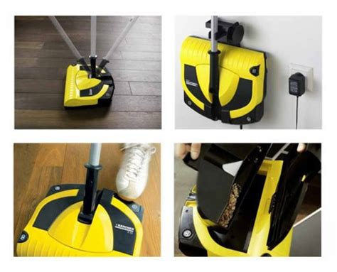 Karcher K55 Plus Electric Broom karcher k55 plus cordless electric broom my power tools
