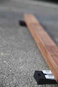 poser une terrasse en bois sur lambourdes terrasse bois