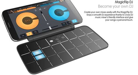 Tablet Croos Android cross dj for android comes preloaded on new alcatel mobile