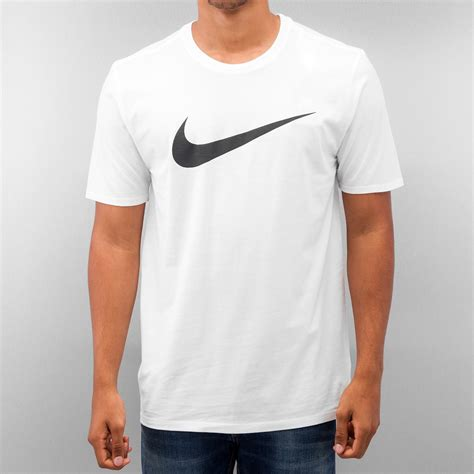 T Shirt That Swoosh Nike nike overwear t shirt chest swoosh in white