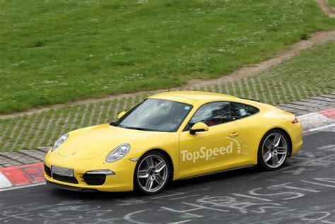 yellow porsche twilight 2013 porsche carrera 4 and 4s review top speed