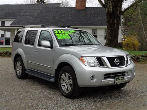2011 nissan pathfinder silver 2011 nissan pathfinder silver edition for sale 85 used
