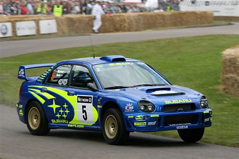 subaru wrc 2007 subaru impreza wrc 2007 goodwood festival of speed