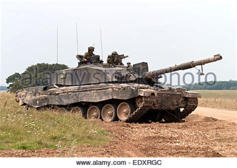 challenger 2 main battle tanks of the british armed forces