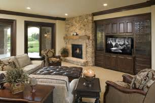 Family Room Decor by Glorious Electric Fireplace Entertainment Center