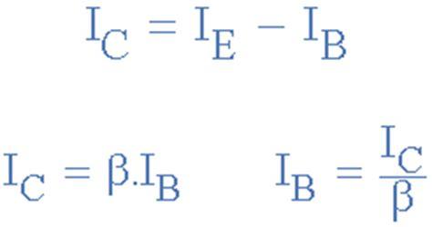 transistor npn formule the pnp transistor bjt transistor tutorial