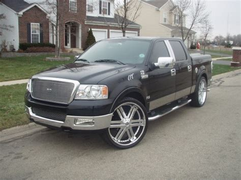 26 inch rims for ford f150 pictures of 2009 10 w 26 quot rims ford f150 forum
