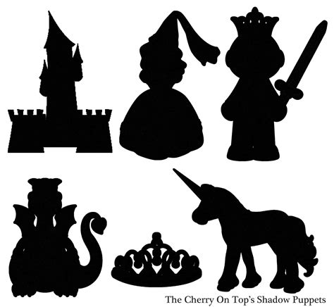 free shadow puppet templates the cherry on top shadow puppets from the cherry on top