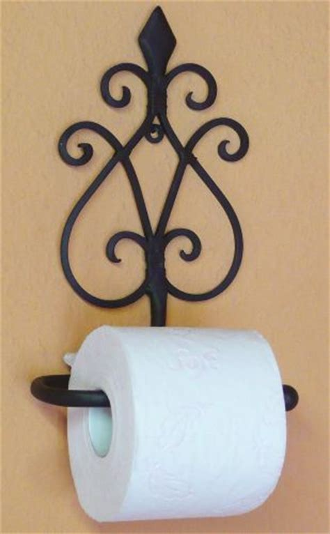 len wohnaccessoires toilettenrollenhalter 92083 toilettenpapierhalter 26cm aus
