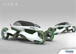 Future Electric Car Designs Vieria Concept La Citadine Du Futur Qui Recycle L Air