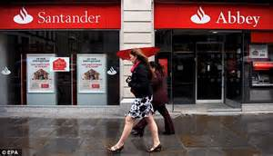 santander bank de hundreds of high banks to in towns