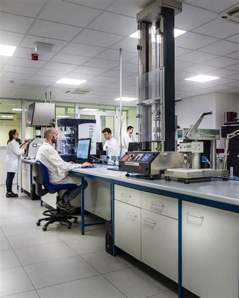 laboratorio test test e analisi interseals