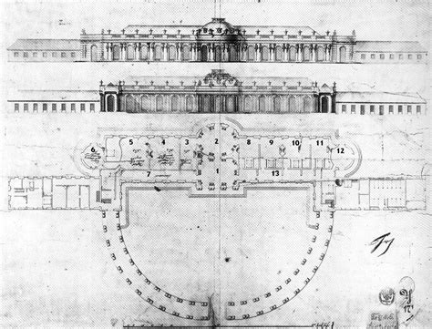 1800 Square Feet House Plans barock architektur und baustilkunde des barock